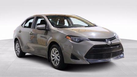2019 Toyota Corolla LE AUTO GR ELECT BLUETOOTH CAMÉRA DE RECUL BANC CH                    à Drummondville