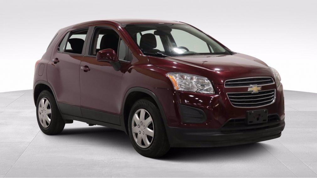 2016 Chevrolet Trax LS GR ELECT BLUETOOTH #