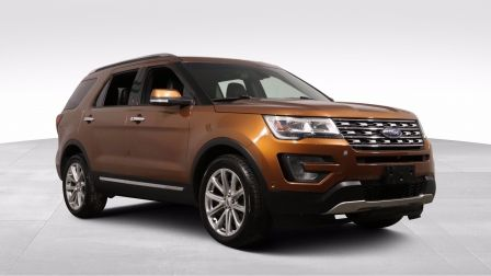 2017 Ford Explorer Limited AWD CUIR TOIT MAGS NAV CAM RECUL                    à Longueuil