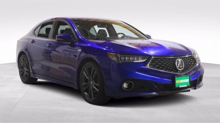 2018 Acura TLX TECH A-SPEC AUTO A/C CUIR TOIT NAV MAGS CAM RECUL                    à Sherbrooke