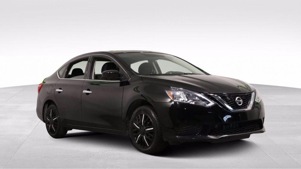 2017 Nissan Sentra SV AUTO A/C TOIT MAGS CAM RECUL BLUETOOTH #