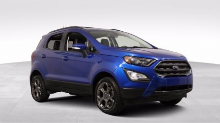 2018 Ford EcoSport SES AWD CUIR TOIT NAV MAGS CAM RECUL BLUETOOTH                    à Drummondville