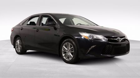 2015 Toyota Camry SE AUTO CUIR MAGS A/C GR ELECT CAM RECUL BLUETOOTH
