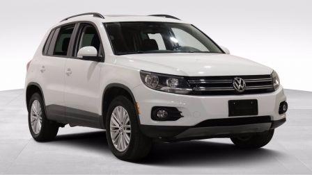 2016 Volkswagen Tiguan Comfortline AUTO A/C GR ELECT MAGS TOIT NAVIGATION                    in Repentigny
