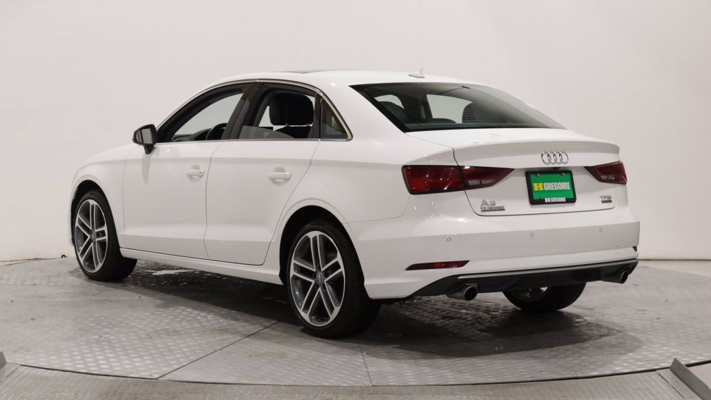 2018 Audi A3 PROGRESSIV QUATTRO A/C CUIR TOIT NAV MAGS #