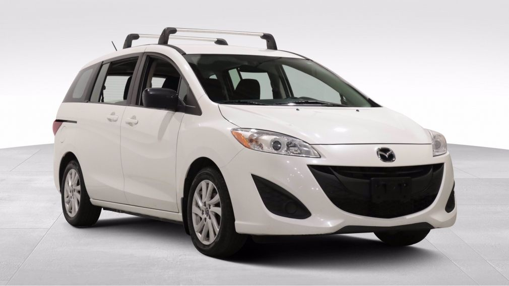 2017 Mazda 5 GS A/C MAGS 6 PASSAGERS #