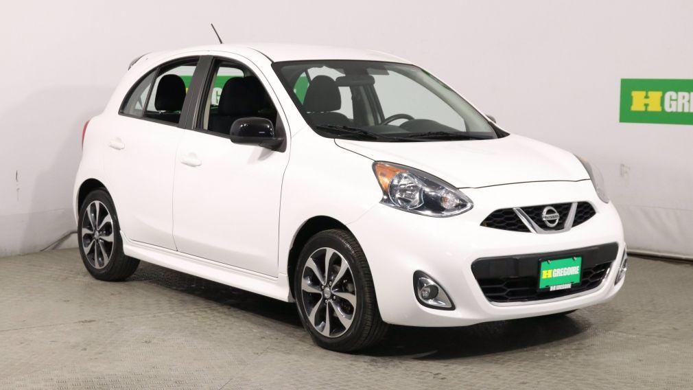 2015 Nissan MICRA SR AUTO MAGS A/C GR ELECT CAM RECUL BLUETOOTH #