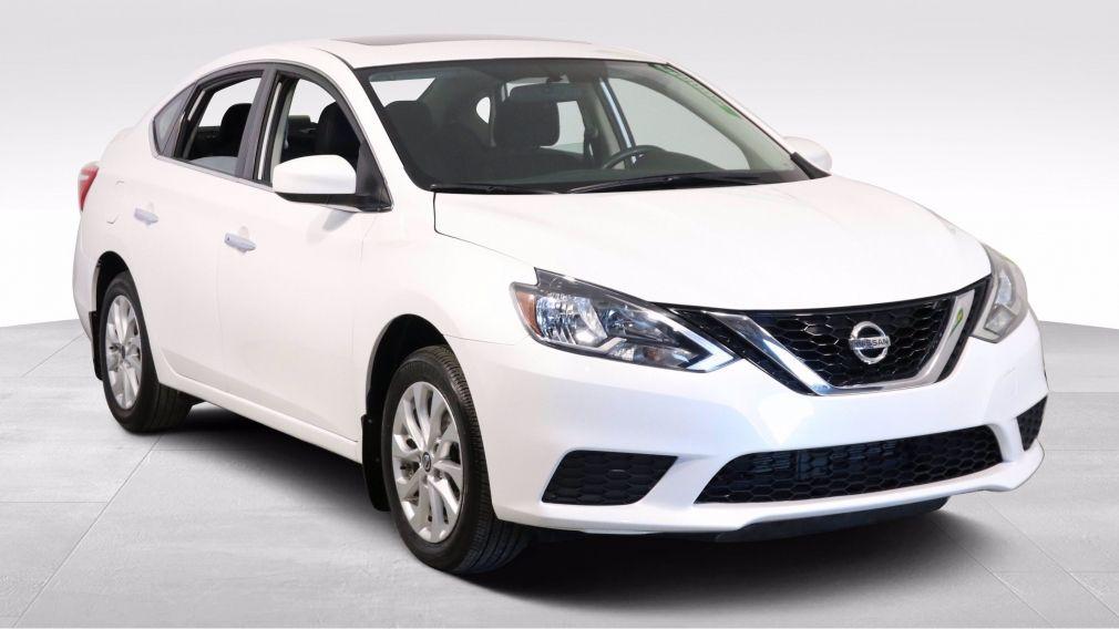 2016 Nissan Sentra SV TOIT MAGS A/C GR ELECT CAM RECUL BLUETOOTH #
