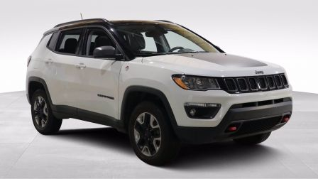 2018 Jeep Compass Trailhawk, AUTO, AC, GR ELECT, MAGS, CAMERA RECUL,                    à Longueuil