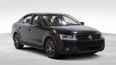 2014 Volkswagen Jetta Highline AUTO A/C GR ELECT MAGS CUIR TOIT