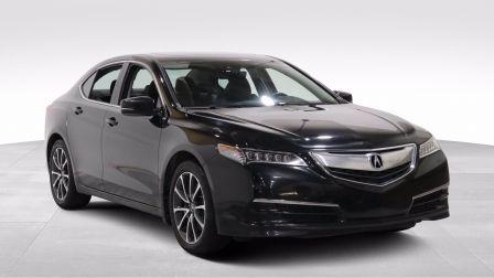 2017 Acura TLX V6 TECH AWD A/C CUIR TOIT NAVIGATION CAM RECUL                    à Longueuil