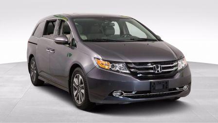 2016 Honda Odyssey TOURING AUTO A/C DVD CUIR TOIT NAV MAGS CAM RECUL