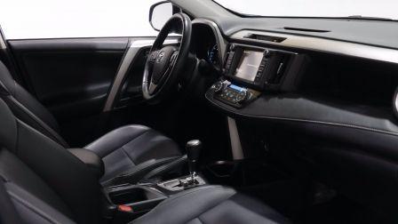 2016 Toyota RAV4 Hybrid Limited A/C CUIR TOIT CAMERA RECUL BLUETOOTH                    à Drummondville
