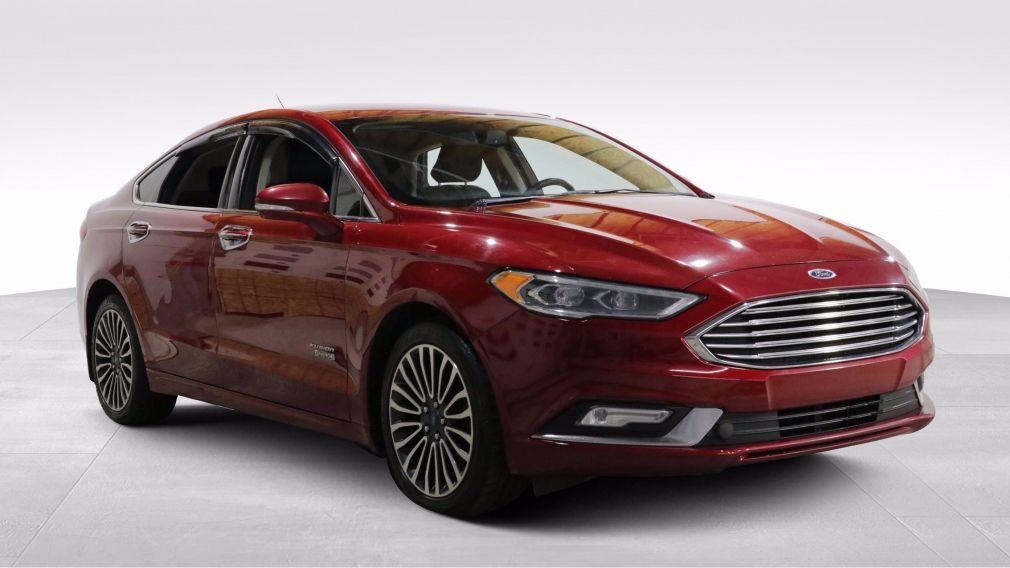 2017 Ford Fusion SE Luxury AUTO AC GR ELECT HYBRIDE #