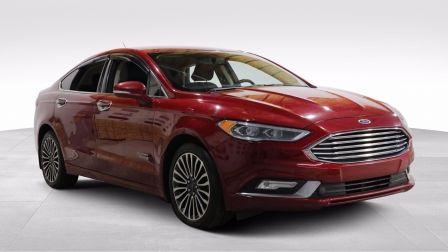 2017 Ford Fusion SE Luxury AUTO AC GR ELECT HYBRIDE