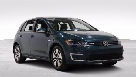 2018 Volkswagen e Golf Comfortline A/C CUIR GR ELECT CAMERA RECUL BLUETOO