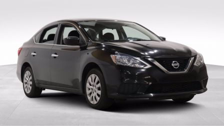 2017 Nissan Sentra SV AUTO A/C GR ELECT CAMERA RECUL BLUETOOTH                    à Montréal