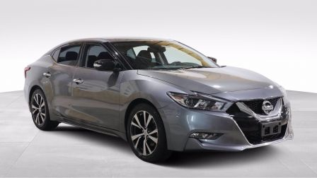 2017 Nissan Maxima S, AUTO, AC, GR ELECT, MAGS,CAMERA RECUL, BLUETOOT                    à Drummondville