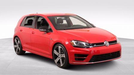 2017 Volkswagen Golf R AWD AUTO A/C CUIR NAV MAGS CAM RECUL