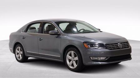 2015 Volkswagen Passat Comfortline AUTO A/C GR ELECT MAGS CUIR TOIT CAMER                    à Longueuil