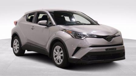 2019 Toyota C HR FWD AUTO A/C GR ELECT CAMERA BLUETOOTH                    à Longueuil