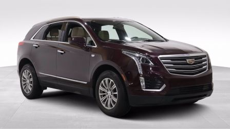 2018 Cadillac XT5 Luxury AWD A/C GR ELECT MAGS CUIR TOIT  CAMERA BLU                    à Longueuil