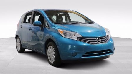 2014 Nissan Versa Note SV AUTO AC GR ELEC BLUETOOTH                    à Drummondville