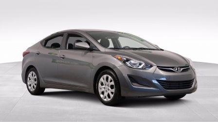 2014 Hyundai Elantra GL A/C GR ÉLECT BLUETOOTH