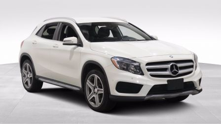 2017 Mercedes Benz GLA GLA 250 A/C GR ELECT MAGS AWD CUIR CAMERA BLUETOOT