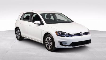 2019 Volkswagen e Golf COMFORTLINE ÉLECTRIQUE AUTO A/C CAM RECULE BLUETOO