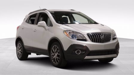 2016 Buick Encore SPORT TOURING AWD A/C TOIT MAGS CAM RECUL
