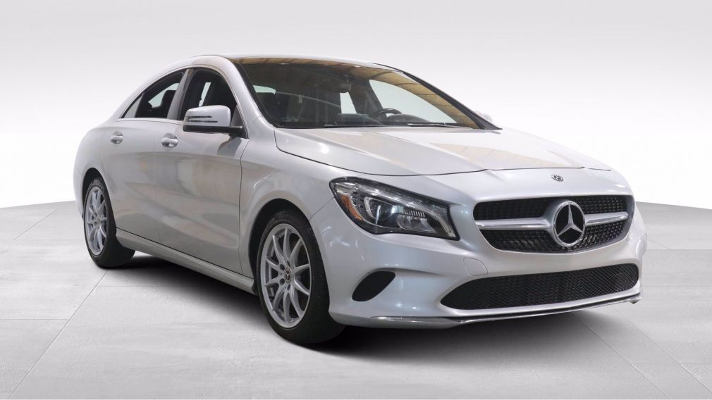 2018 Mercedes Benz CLA CLA 250 AUTO AC GR ELECT MAGS CAMERA RECUL BLUETOO #