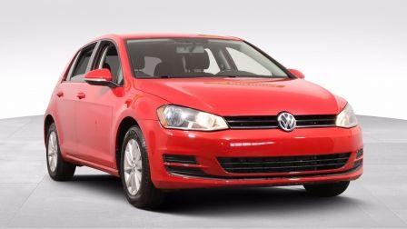 2016 Volkswagen Golf TRENDLINE AUTO A/C MAGS CAM RECUL BLUETOOTH                    à Saint-Jérôme