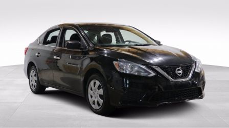2017 Nissan Sentra SV AUTO AC GR ELEC CAMERA RECULE BLUETOOTH