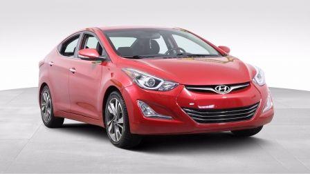 2015 Hyundai Elantra LIMITED AUTO A/C TOIT NAV MAGS CAM RECUL