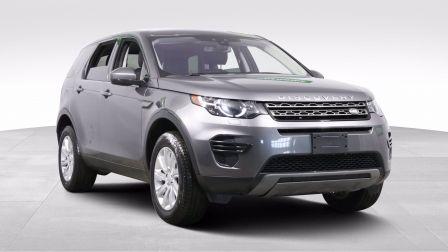 2018 Land Rover DISCOVERY SPORT SE AWD A/C CUIR NAV MAGS CAM RECUL BLUETOOTH                    à Repentigny