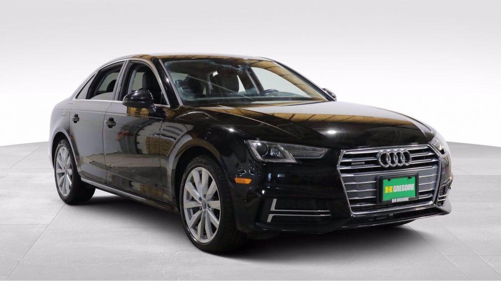 2018 Audi A4 Komfort QUATTRO AUTO A/C CUIR TOIT MAGS #