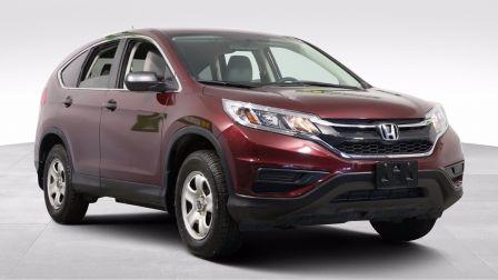 2016 Honda CRV LX AWD AUTO A/C GR ÉLECT CAM RECUL BLUETOOTH