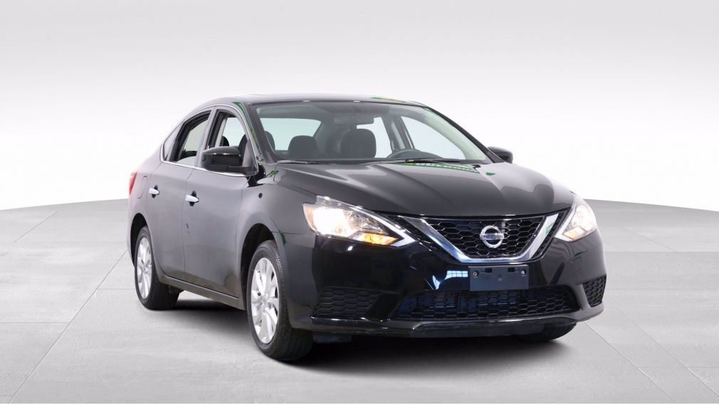 2017 Nissan Sentra SV AUTO A/C TOIT MAGS CAM RECUL BLUETOOTH #