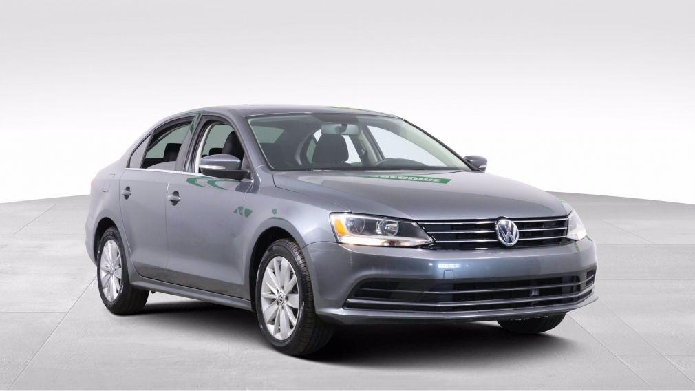 2015 Volkswagen Jetta TRENDLINE+ AUTO A/C TOIT MAGS BLUETOOTH #0