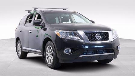 2016 Nissan Pathfinder SL AWD A/C CUIR MAGS CAM RECUL BLUETOOTH