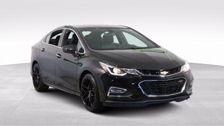 2016 Chevrolet Cruze PREMIER AUTO A/C CUIR  MAGS CAM RECUL BLUETOOTH