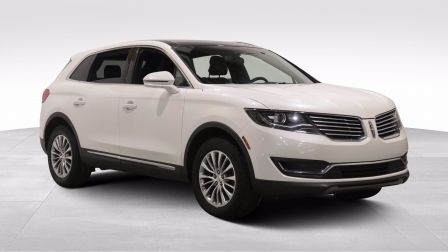 2016 Lincoln MKX Select A/C GR ELECT MAGS AWD CUIR TOIT CAMERA BLUE