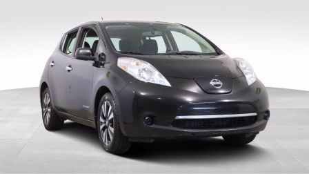 2016 Nissan Leaf SV AUTO A/C GR ELECT MAGS CAM RECUL BLUETOOTH