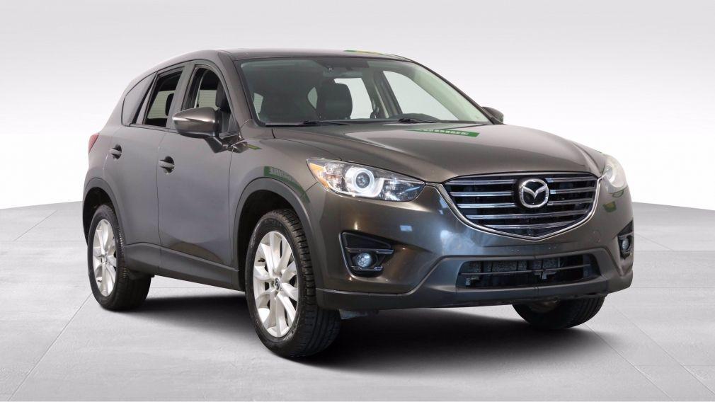 2016 Mazda CX 5 GS AWD A/C CUIR TOIT MAGS CAM RECUL BLUETOOTH #