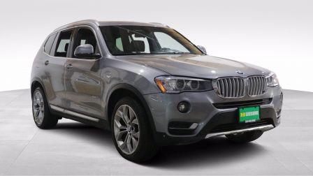 2017 BMW X3 XDRIVE28i AUTO A/C TOIT MAGS CAM RECUL BLUETOOTH                    à Drummondville