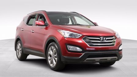 2016 Hyundai Santa Fe LIMITED ADVENTURE EDITION AWD CUIR TOIT PANO NAV
