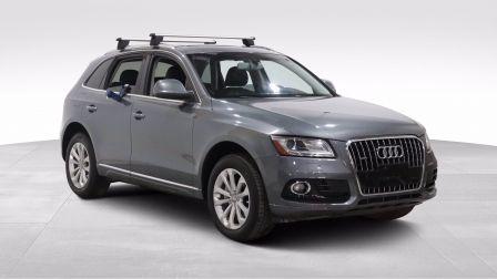 2015 Audi Q5 2.0T PROGRESSIV QUATTRO A/C CUIR TOIT NAV MAGS                    à Longueuil