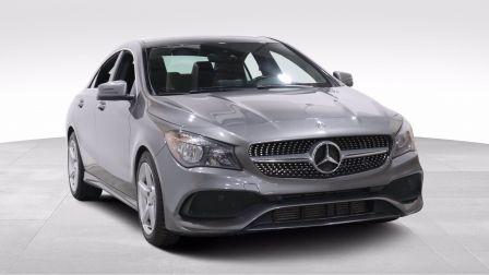 2018 Mercedes Benz CLA CLA 250 A/C GR ELECT MAGS CUIR TOIT CAMERA BLUETOO                    à Drummondville