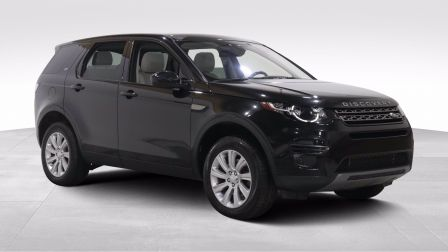 2017 Land Rover DISCOVERY SPORT SE A/C GR ELECT MAGS TOIT CAMERA BLUETOOTH